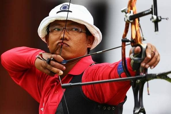 More gold for India in archery at the South Asian Games