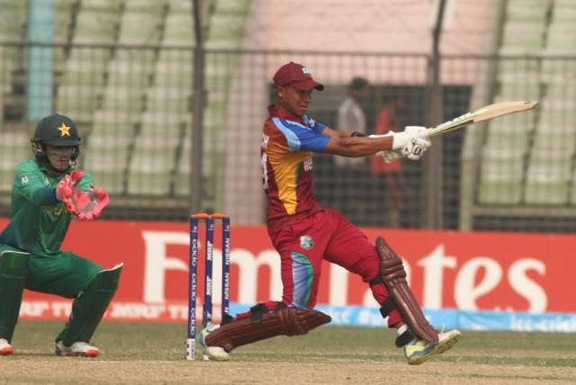 West Indies stun Pakistan by five wickets to enter semi-finals of Under-19 World Cup