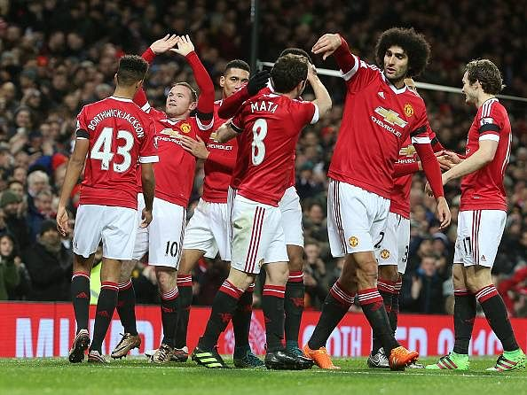 Manchester United set to reach record £500 million in revenue this year