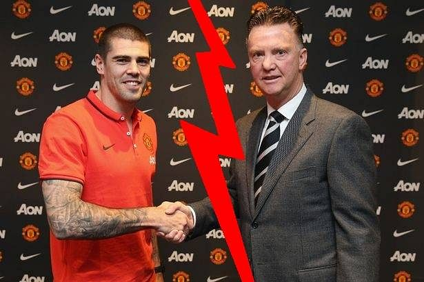 Victor Valdes speaks out about how he was mistreated at Manchester United