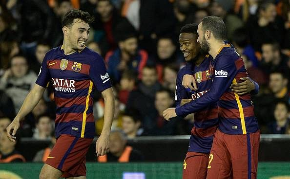 European Cups roundup: Barcelona reach Copa del Rey final, Bayern Munich and PSG advance