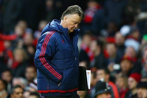 Louis Van Gaal hits back at journalists over Jose Mourinho rumours
