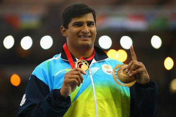 Know your Indian Olympian: Vikas Gowda- India's ace discus thrower