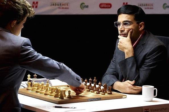 Video: When Viswanathan Anand trolled the commentators and the entire chess fraternity