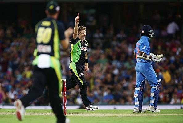 Shane Watson feels India will be tough to beat in the T20 World Cup