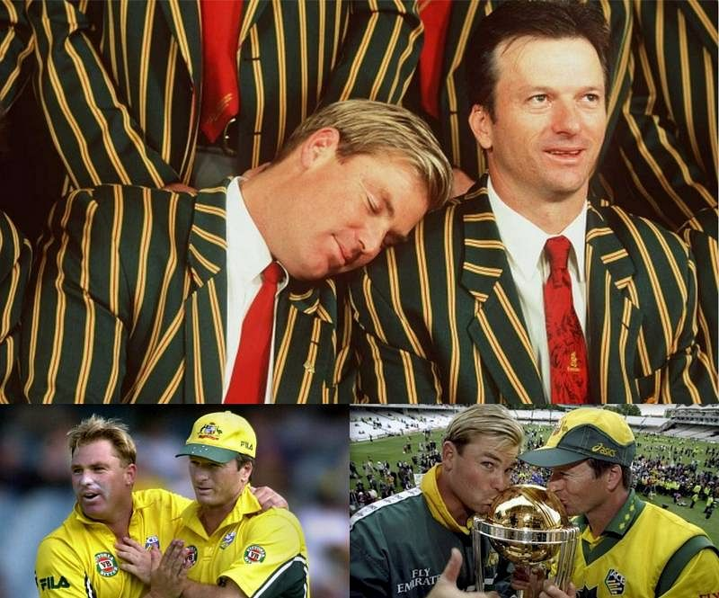 Shane Warne launches incredible rant against former captain Steve Waugh