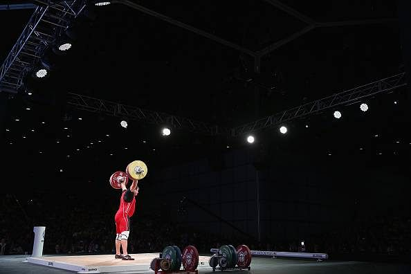 Russian weightlifters Ilya Atnabayev and Denis Kekhter suspended for four years
