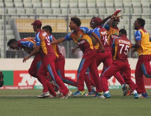 ICC Under 19 Cricket World Cup 2016 SF-2: West Indies beat Bangladesh set up final against India