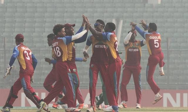 Bangladesh confident of facing West Indies in semi-final of Under 19 World Cup