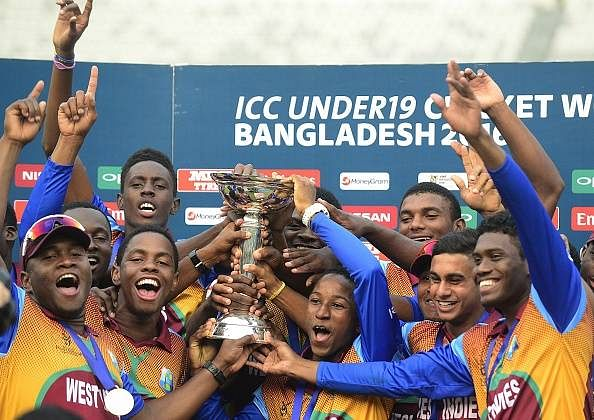ICC Under-19 World Cup final: India skipper blames fielding lapses for defeat against West Indies