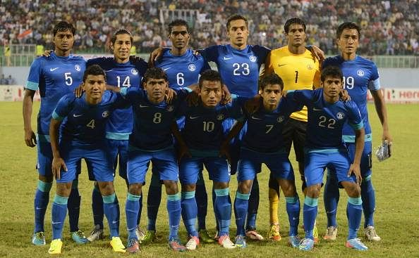 New FIFA rankings see India climb one spot to 162nd