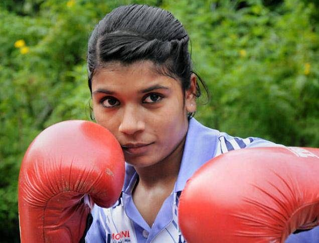 Interview with Nikhat Zareen - Junior World Boxing Champion