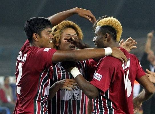I-League: Mohun Bagan look to continue their unbeaten run