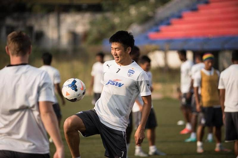 I-League: Ashley Westwood looks for reaction as Bengaluru FC face DSK Shivajians