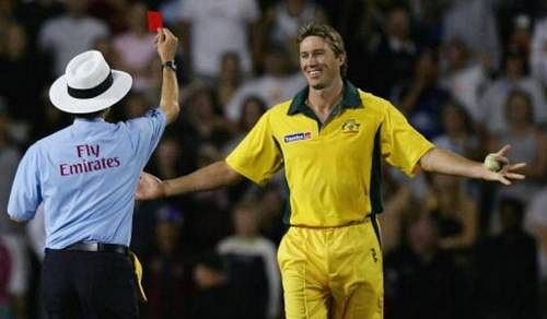 Cricketers could see yellow/red cards for misbehaviour