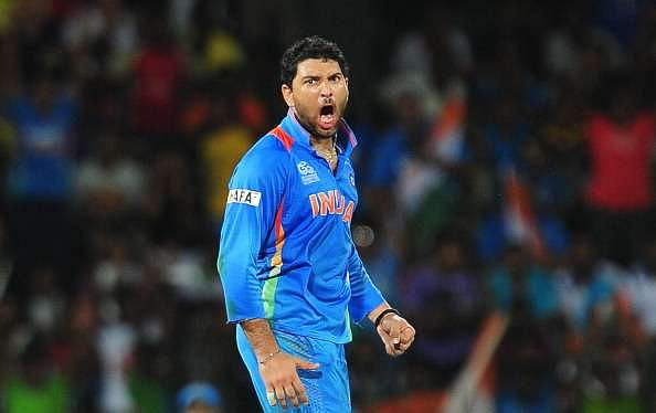 Indian Cricket Team Batsman Yuvraj Singh: Yuvraj Singh's Record Against Pakistan In T20