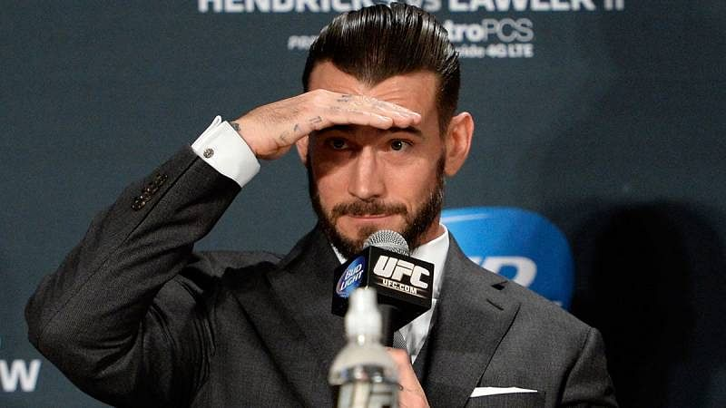 CM Punk's first UFC opponent announced