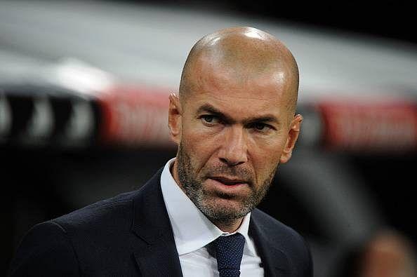 Zinedine Zidane believes Real Madrid need to 'improve everything'