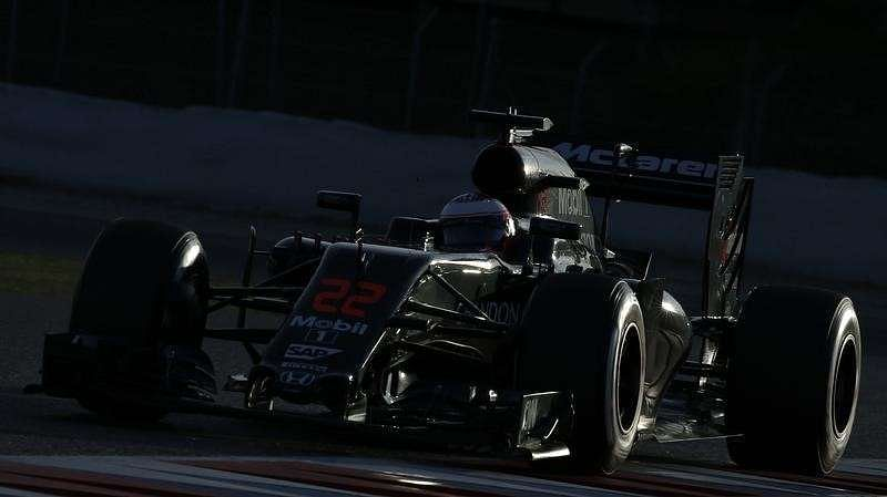 Jenson Button hails 'biggest improvement' for McLaren in 14 months