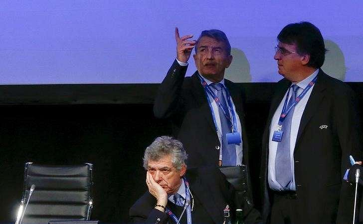 UEFA promotes Infantino deputy Theodoridis as top official