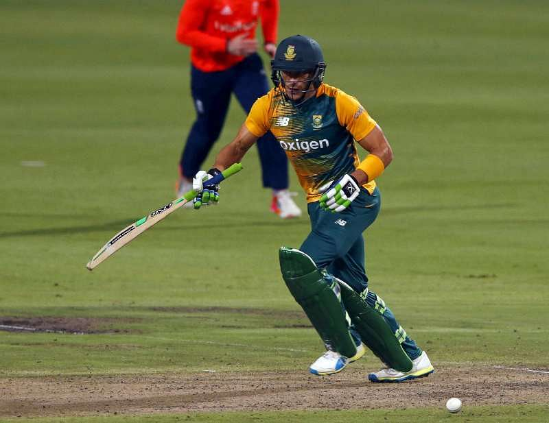 South Africa squad is well balanced, says captain Du Plessis