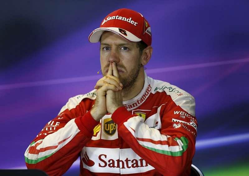 Bahrain GP: Sebastian Vettel in less than fine fettle over qualifying