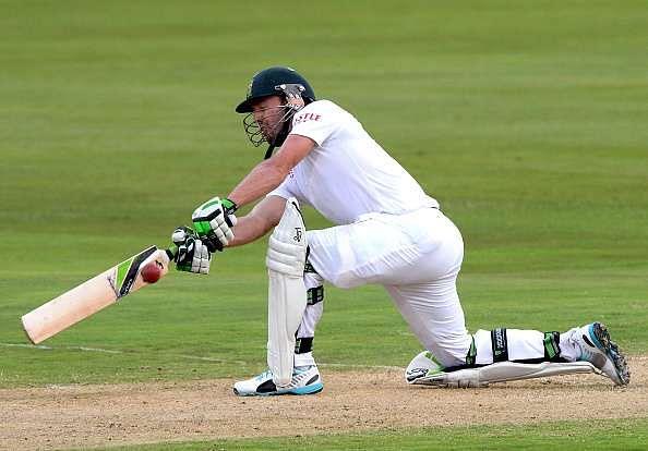 AB de Villiers credits Younis Khan for his unique sweep shot