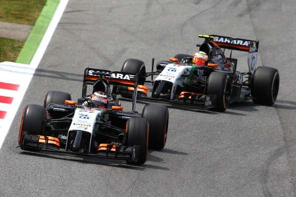 A force to reckon with : the rise and rise of Sahara Force India Formula One team