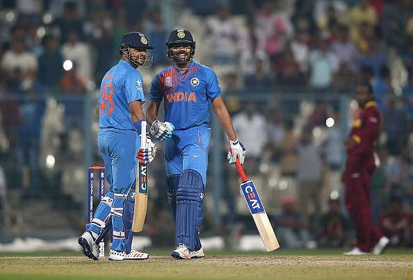 India Vs West Indies: India won by 45 runs, Rohit Sharma sizzles