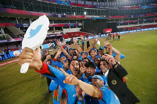 Afghanistan qualify for World T20