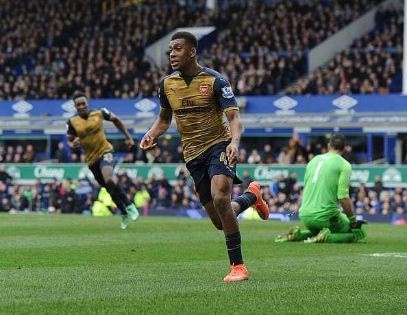 The rise of Arsenal's Alex Iwobi