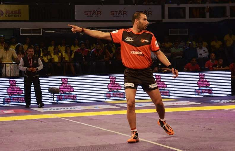 10 things you didn't know about Indian kabaddi and U Mumba captain Anup Kumar