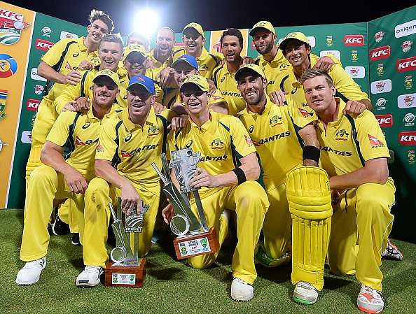 Australia showed their batting might in the comeback series win over ...