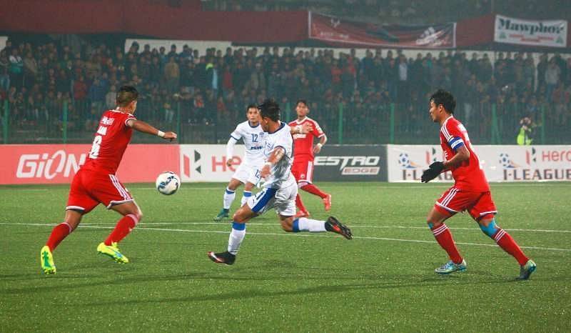 I-League: Bengaluru FC secure 2-0 win over Shillong Lajong