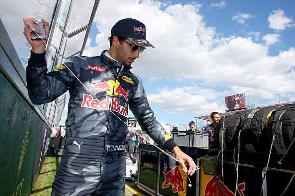Daniel Ricciardo aim a podium for Red Bull by Canadian GP