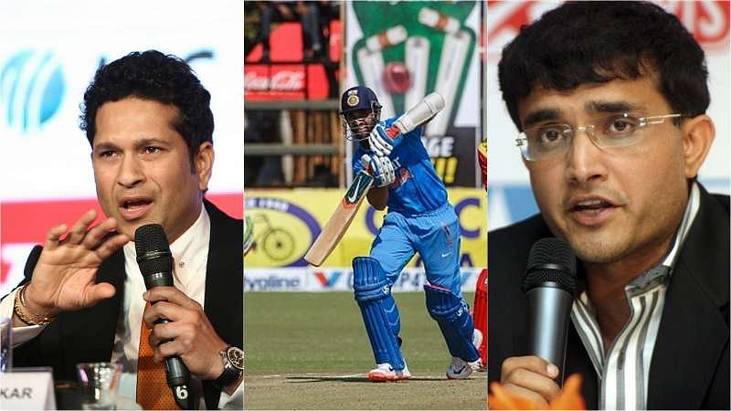 Sachin-Sourav back Ajinkya Rahane's inclusion in semi-final playing XI