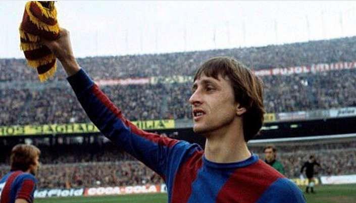 Johan Cruyff passes away: Twitter pays tribute