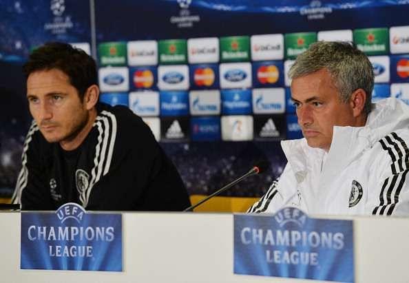 Frank Lampard backs Jose Mourinho for Manchester United job