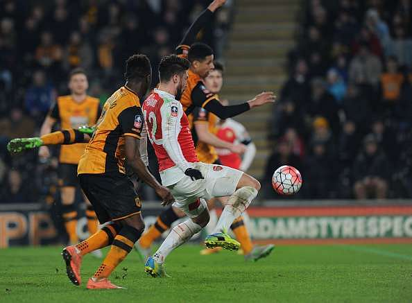 FA Cup Replay- Hull City 0-4 Arsenal: Player Ratings