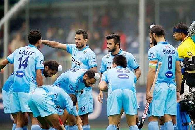 Hockey India name 33 probables for the 2016 Rio Olympics
