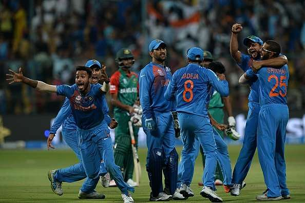 5 Instances when India won a game by 1 run