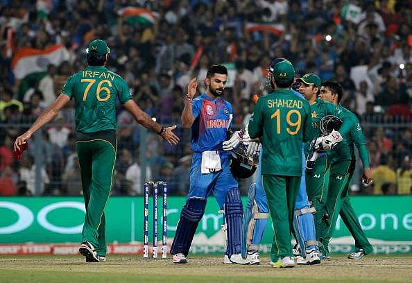 6 signature moments from the India vs Pakistan match that don't fade away