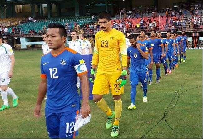 India 1-2 Turkmenistan - Player Ratings for India