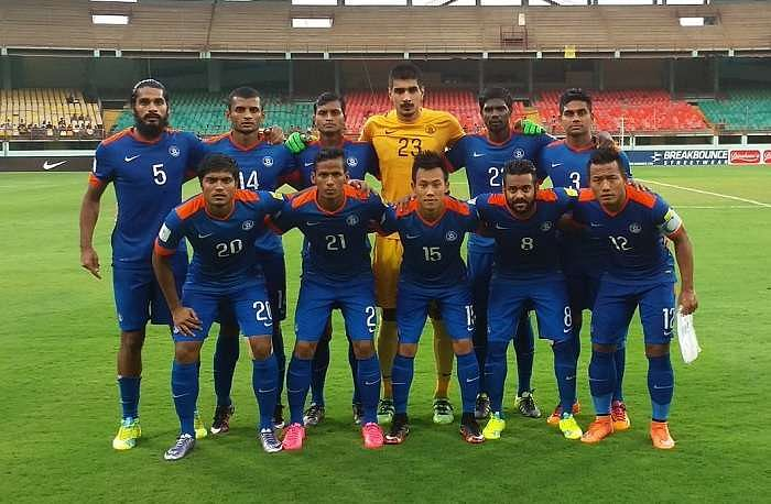 Turkmenistan come from behind to beat India 2-1 in final World Cup qualifier