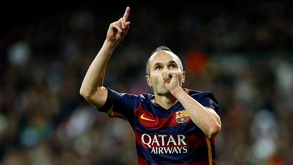 Andres Iniesta says Clasico is a much better match without Jose Mourinho