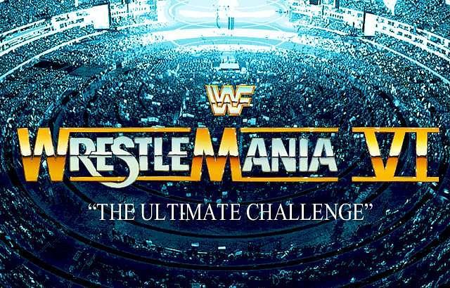 Kết quả hình ảnh cho WrestleMania 6