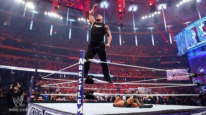 WWE WrestleMania 27: A beloved Superstar's last title reign