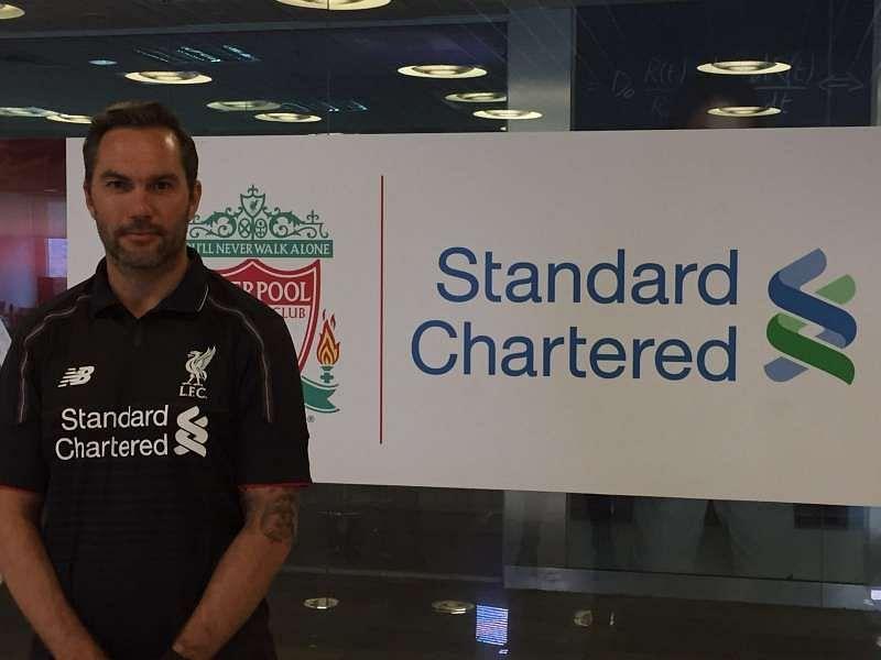 In conversation with Liverpool legend Jason McAteer: