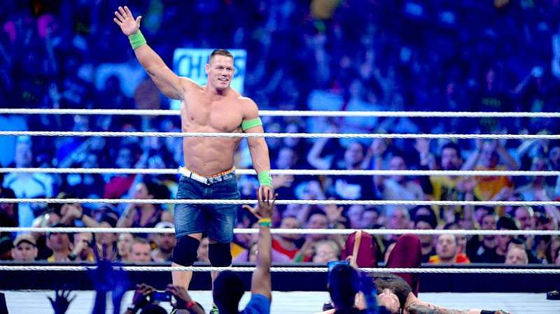 Image result for john cena 16 time
