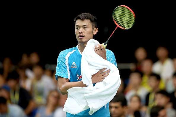 2016 All England Championships: China's Lin Dan through after early scare